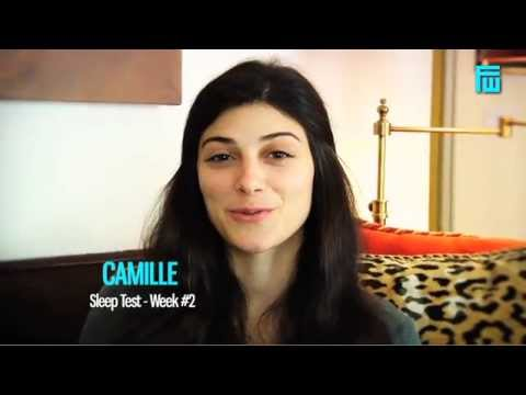 HELP ME SLEEP! Camille's Video Diary from Week 2 Using Fisher Wallace Stimulator