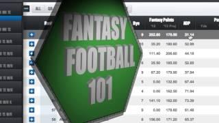 Fantasy Football 101: A Super Beginner's Guide