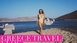 Mykonos Greece  city photos gallery : My Mykonos Greece Vlog | How To Travel Like A Rockstar