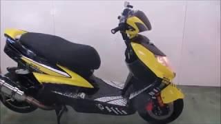 10. シグナス125X SR