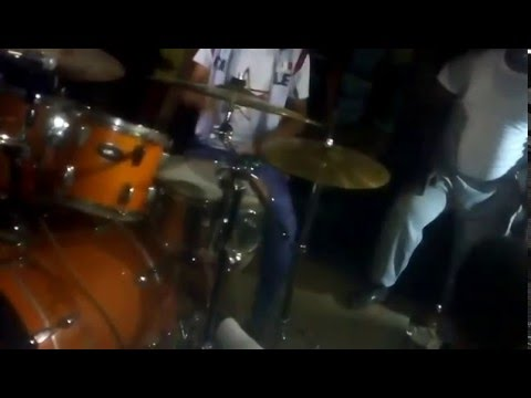 Lao Drums Brother Covers JAGABAN By Ycee