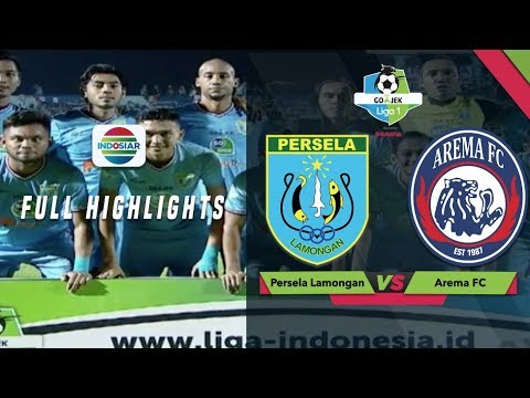 Persela Lamongan (4) vs (0) Arema FC - Full Highlight | Go-Jek Liga 1 bersama Bukalapak