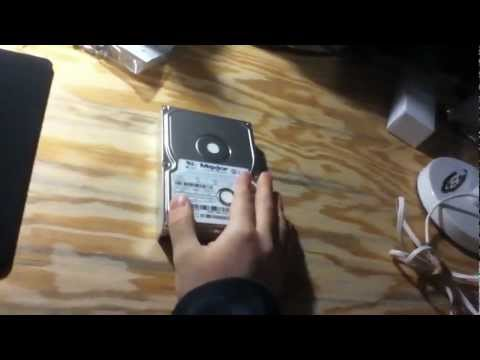 Maxtor Hard Drive FAIL