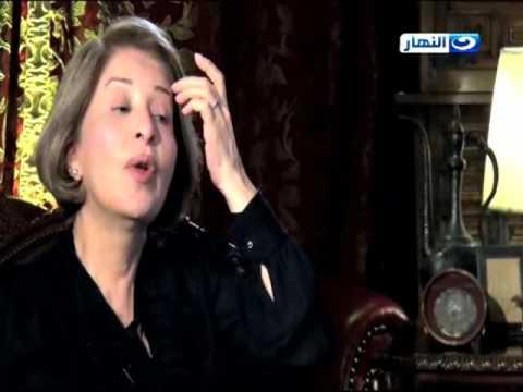 بوسي تبكي على رحيل نور الشريف في أول لقاء تلفزيوني لها بعد وفاته