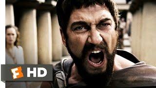 300 (Movie Clip) - This Is Sparta!