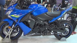 9. Suzuki GSX-S 1000F (2019) Exterior and Interior