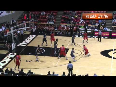 HIGHLIGHTS: Men's Basketball vs. Loyola Marymount