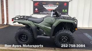 8. 2019 Honda FourTrax Rancher 4x4