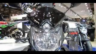 4. 2014 Yamaha FZ8 Walkaround