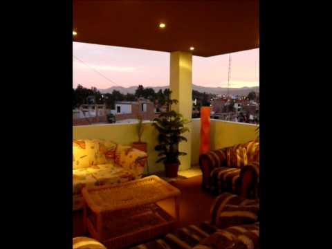 Wideo Hotel Ollanta