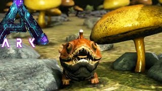Ark Aberration - BREEDING ABERRATION CREATURES!  MOLE RAT HUNTING! (2) - Aberration Gameplay