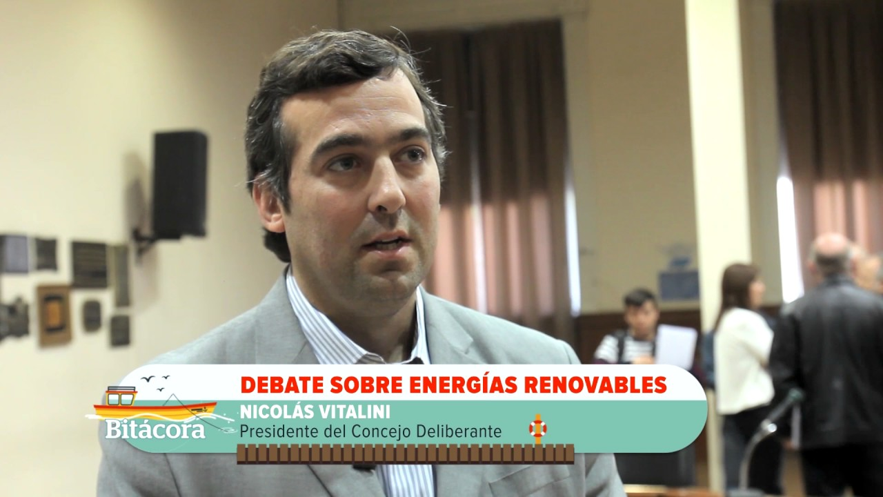 Energías Renovables: Jornada - Debate