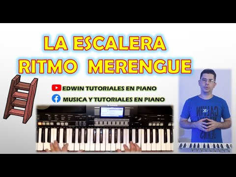 LA ESCALERA INTRO EN MERENGUE