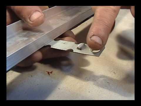 VIDEO EPROS instalação contramarco 2009