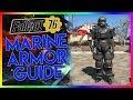 Marine Armor (Plans+Vendor)