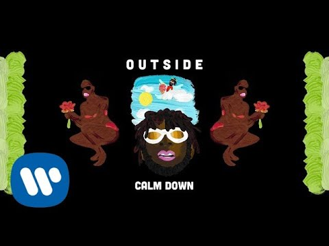 Burna Boy - Calm Down [Official Audio]