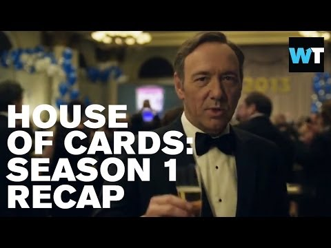 House of Cards Season 1: Everything You Need to Know | What's Trending Original