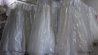 Former Alfred Angelo manager organizes wedding dress drive - Source: http://krqe.com/2017/07/20/former-alfred-angelo-manager-organizes-wedding-dress-drive/