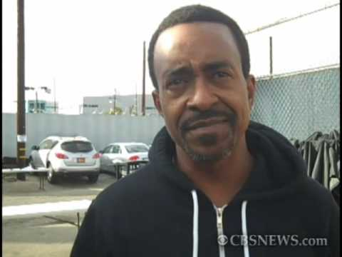 Tim Meadows on the Scene