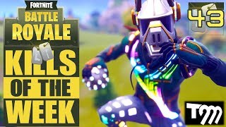 Video Fortnite Battle Royale - Top 10 Kills of the Week #43 (Best Fortnite Kills) MP3, 3GP, MP4, WEBM, AVI, FLV Desember 2018