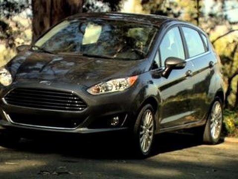 Ford Fiesta - http://cnet.co/1eEhdZ2 The Fiesta hatchback gains the power of MyFord Touch for the 2014 model year, along with a style update. But wait until next year for ...
