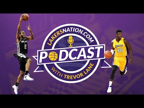 Video: Lakers Podcast: Kawhi Leonard Trade Scenarios, Julius Randle's Free Agency & More