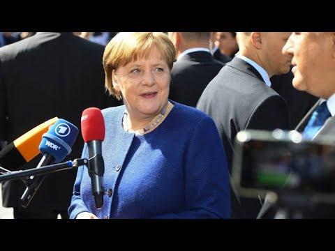 Merkel sieht Einschnitt in den transatlantischen Bezieh ...