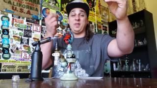 FINGER PRESSING HASH!!!!! by Custom Grow 420