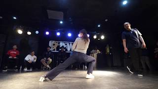 Ricky vs Sacha – PLW-1 G.P 2018 OSAKA POP BEST4