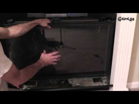 Full Video How To Remove Clean The Glass On A Gas Fireplace
