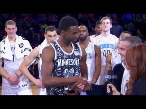 NBA All-Star 2015 Friday Minimovie