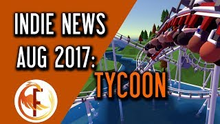 Welcome to Indie Game News August 2017. In Indie Game News we talk about top upcoming indie games, new indie game releases and everything else indie game related that is note worthy. This series will focus on different genres and hopefully will cover topics like tycoon, base building survival and many others. Watch Indie Game News the in the ► Playlist: http://bit.ly/Indie_Game_NewsHere are some timestamps for covered games:Tavern Tycoon 0:21Parkitect 1:08SimAirport 2:12Prison Architect 3:13Interstellar Transport Company 3:51Airport CEO 5:25Academia School Simulator 6:54List of games covered in today's episode of Indie Game News:Tavern Tycoon - http://store.steampowered.com/app/439340Parkitect http://store.steampowered.com/app/453090/ SimAirport http://store.steampowered.com/app/598330/Prison Architect http://store.steampowered.com/app/233450/Interstellar Transport Company http://store.steampowered.com/app/573490/Airport CEO http://store.steampowered.com/app/673610Academia: School Simulator http://www.academiagame.com/ If you liked Indie Game News you August also enjoy some of those videos:► First Impressions and Reviews http://bit.ly/Feniks_First_Look► Early Access Monitor http://bit.ly/Early_Access_MonitorCHANNEL INFORMATION:Welcome to Feniks Gaming and News. This channel focuses on everything Indie game related. My goal is to promote and support Indie Game culture and share any information, news, reviews and insider knowledge with my viewers. I spend hours every day reading and learning about latest news so you don't have to. I stand for professionalism, consumer rights and good working ethics. Occasionally you will here find videos in which I express my views and opinions on latest development in Indie Game industry and YouTube itself. SOCIAL MEDIA:Follow me on Twitter and subscribe to my channels to stay in touch and keep up with daily videos I produce for your entertainment. For more Gaming and NewsSubscribe http://bit.ly/Subscribe_to_FeniksTwitter: https://tw
