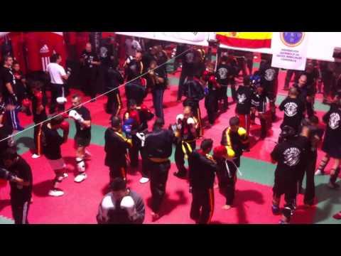CURSO DE KICK BOXING DEFENSA PERSONAL – Video 1