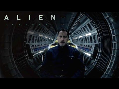 Alien: Covenant Viral Video 'Crew Messages: Lope'
