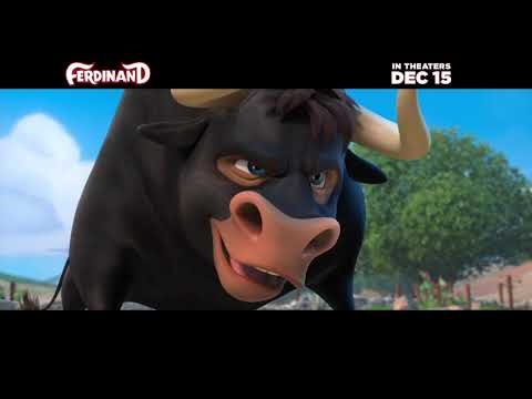Ferdinand    The Beloved Classic Comes to Life  TV Commercial   THE BEST FOR MOVIES   YouTube