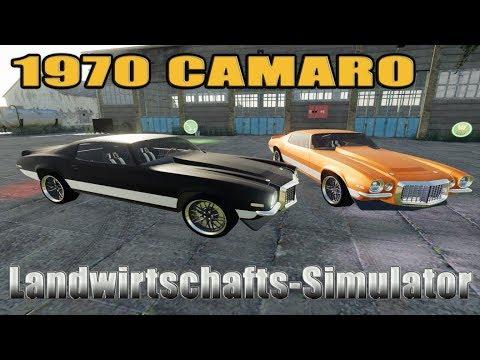 FS19 1970 Camaro v1.0.0.0