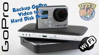 Video Transfer GoPro Video to an External Hard Drive with NO Computer!! GUIDE! MP3, 3GP, MP4, WEBM, AVI, FLV September 2018