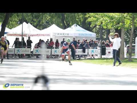 Campeonato navarro 100 metros contrarreloj 11