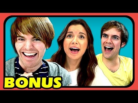 fly - Watch Main Episode: http://goo.gl/rnzyQE NEW Vids Sun, Tues & Thurs! Subscribe: http://bit.ly/TheFineBros FREE NETFLIX FOR A MONTH! http://netflix.com/Fine P...