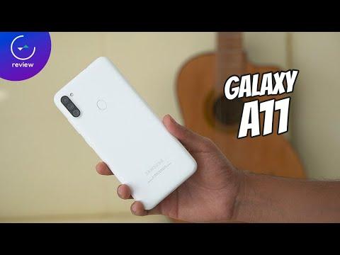 Samsung Galaxy A11 | Review en español