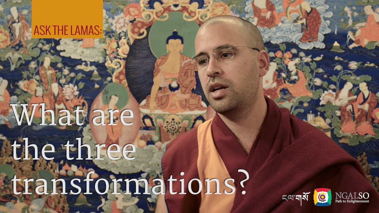 What are the three transformations?