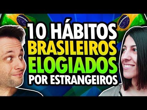 10 Hábitos brasileiros elogiados no exterior