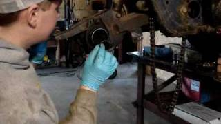 8. Replacing ATV Rear Axle Bearings