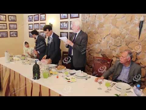 مجلس رجال الأعمال يُكرم السفير الايطالي