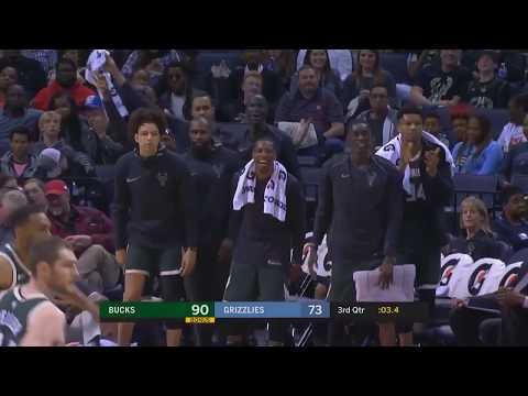 Brandon Jennings Bucks Return vs Grizzlies! 16 PTS, 12 AST, 8 REB