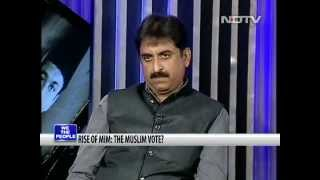 Rise Of MIM   -  NDTV Show   ,  We The People