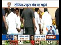 HD Kumaraswamys swearing-in ceremony turns into anti-BJP Oppositions power play - Video