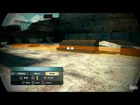 preview-Skate 2 Review (IGN)