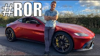 Jon's 2018 Aston Martin Vantage: REAL OWNERS REVIEW!! by Supercars of London