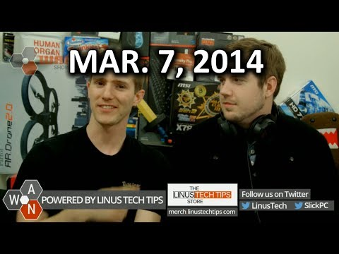 The WAN Show: $25 Firefox Phone, HTC M8 Totally Leaked, Verizon Sucks & so does Free to Play